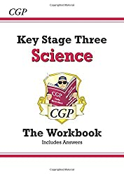 KS3 Science Workbook (with answers) (CGP KS3 Science)