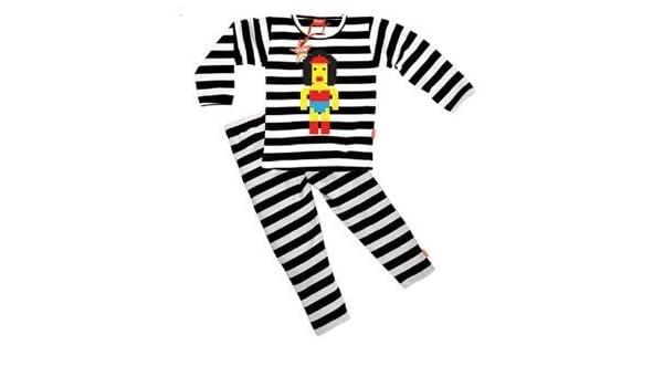 4e4c84571e431 Stardust - Bas de pyjama - Bébé (fille) 0 à 24 mois Multicolore Noir et  blanc  Amazon.fr  Vêtements et accessoires