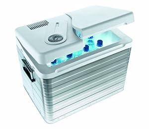 Mobicool Q40 AC/DC elektrische Alu-Kühlbox für Auto und Steckdose by Dometic Waeco International GmbH