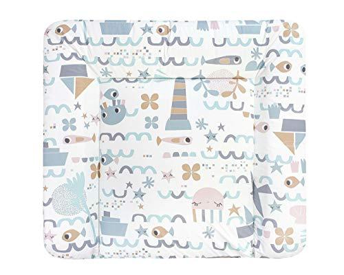 elauflage Softy B x T in cm 65/75 Folie Jellyfish ()