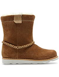 fe47a825128 Amazon.co.uk  Clarks - Boots   Girls  Shoes  Shoes   Bags