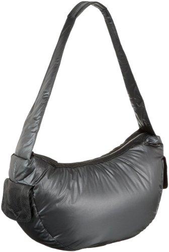 Kangaroos Caty Large Banana Bag B0118 Borsa Donna Nero