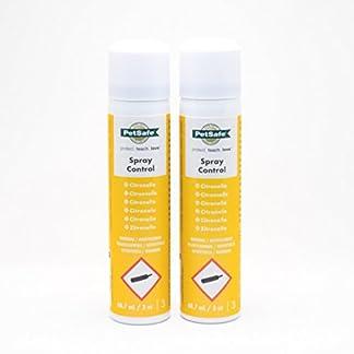 Innotek 2 Anti Bark Dog Spray Collar Citronella Refill 7