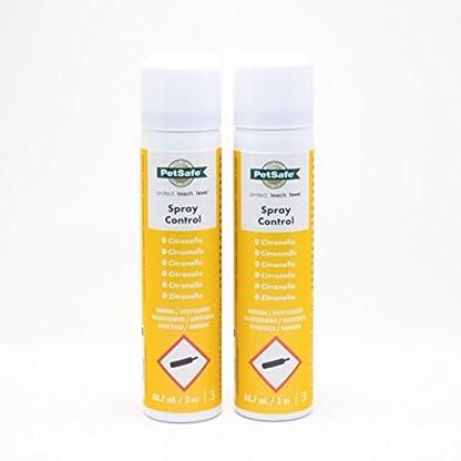 Innotek 2 Anti Bark Dog Spray Collar Citronella Refill 1