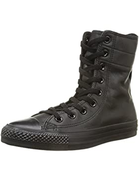 Converse, All Star Hi Rise Leather Sneaker,Donna