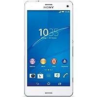 "Sony Xperia Z3 Compact - Smartphone libre Android (pantalla 4.6"", cámara 20.7 Mp, 16 GB, Quad-Core 2.5 GHz, 2 GB RAM), blanco"