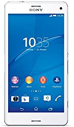 Sony Xperia Z3 Compact Smartphone (4,6 Zoll (11,7 cm) Touch-Display, 16 GB Speicher,  Android 4.4) weiß