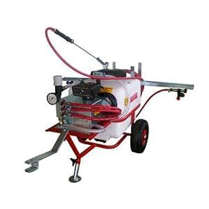 Pulvérisateur tracté electrique MM - 50 litres - Pour quad ou tracteur tondeuse autoportée