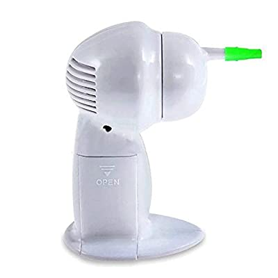 Myoyo Clinical Electric Ear Cleaner Cordless Earwax D Bris Moisture Remover Gentle Aspiration