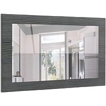 Miroir mural rectangulaire - Grand miroir rectangulaire design ...