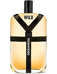 Dsquared Wild POUR HOMME par Dsquared2 - 100 ml Eau de Toilette Vaporisateur