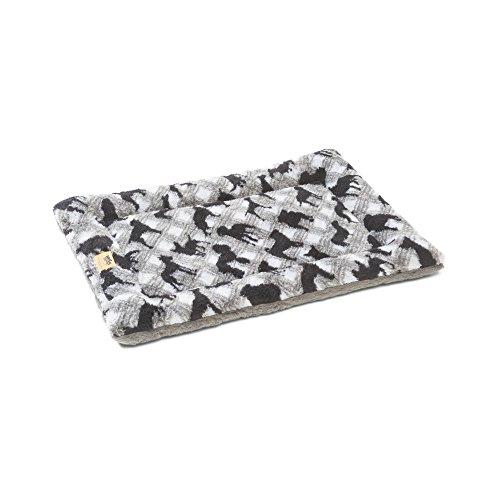 West Paw Design Montana Nap mit intelliloft Fasern und Füllen Langlebig Leicht Matte für Hunde und Katzen, Made in USA, M-29