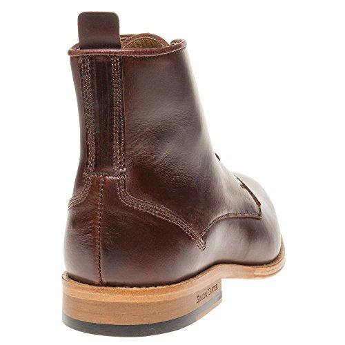 Simon Carter Delius Homme Boots Marron Marron