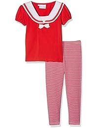 Rachel Riley Sailor T-Shirt and Legging Set, Conjunto De Ropa Interior para Niños