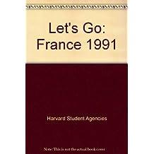 Let's Go: France 1991