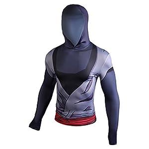 Pizoff Herren Gym 3D Druck Fitness Stringer Trainingsshirt Muskelshirt