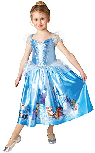 Disney-i-620664m-Kostüm Dream Princess Cinderella-Größe M (Kostüm Disney Cendrillon)