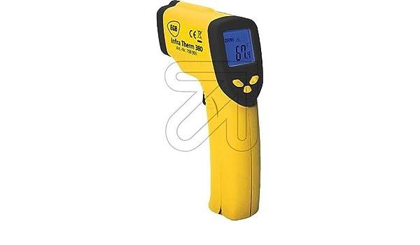 Egb infrarot thermometer infra therm 380: amazon.de: baumarkt