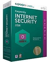 Kaspersky Internet Security 2016 - 2 PCs / 1 Jahr (Limited Edition)