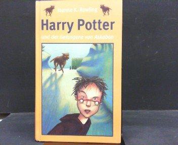 Buchseite und Rezensionen zu 'Harry Potter und der Gefangene von Askaban' von Joanne K. Rowling