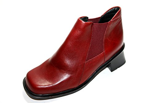 Naot 13015 Laredo Damen Schuhe Stiefeletten, Rot (red pepper) Rot
