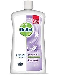 Dettol Liquid Soap Jar Sensitive 900 ml