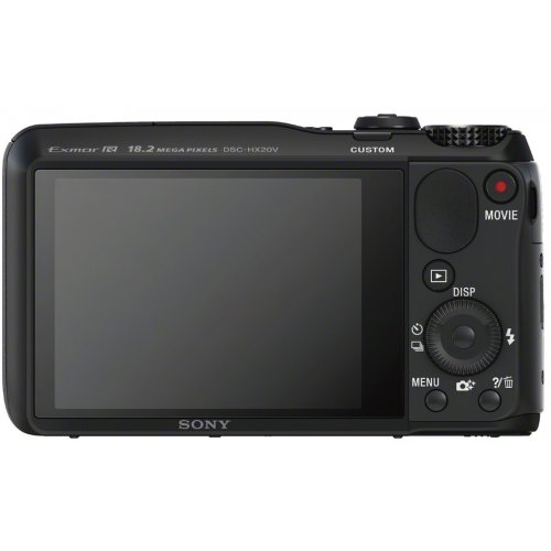 Sony – DSC-HX20VB Cyber-shot Digitalkamera_4