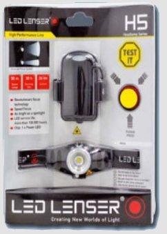 LED Lenser H5 lampe frontale - 25 Lumens