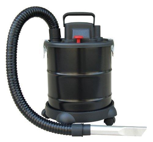 Kamino 337107 Aschesauger ca. 20 Liter mit Motor, 170 cm Schlauch+Aufsatz, Selbstreinigungsfunktion