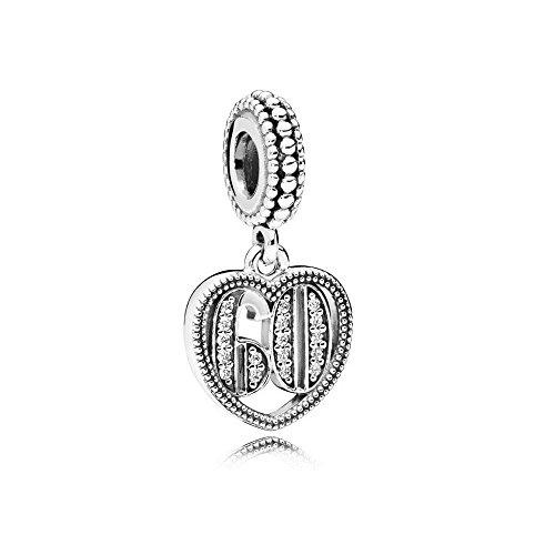 Pandora Bead Charm Donna argento - 797265CZ
