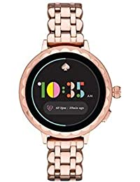 Kate Spade New York Rose Gold Edelstahl Damen Smartwatch KST2010