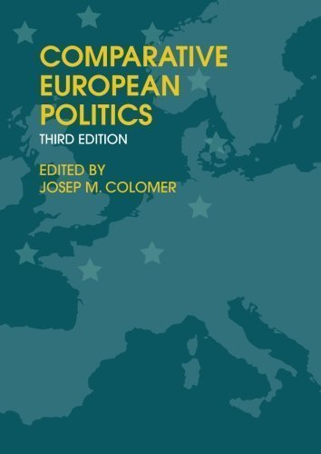 Comparative European Politics: Political Institutions in Europe 3rd (third) Edition published by Routledge (2008)