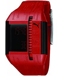 Puma Time Gents Watch CARDIAC II RED A.PU910501003