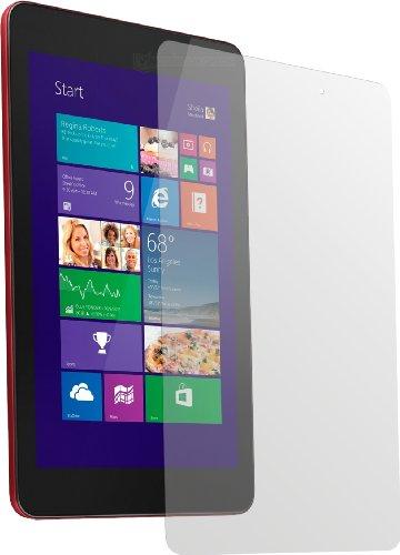 dipos I 2x Schutzfolie matt passend für Dell Venue 8 Pro Folie Bildschirmschutzfolie