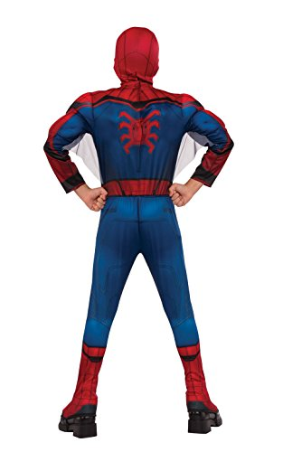 Imagen de marvel–i 630731s–disfraz luxe spider man homecoming alternativa
