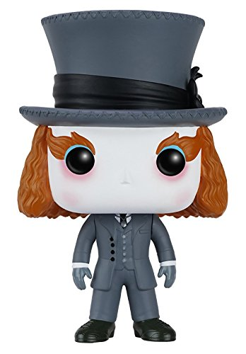 Funko 7296 - Pop  Alice in Wonderland 2, Through the Looking Glass - Mad Hatter, (Hatter Mad Alice)