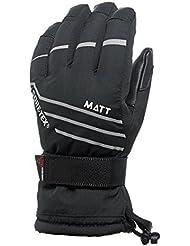 Mate Man Gore-Tex Guantes Rocco, color negro, tamaño S