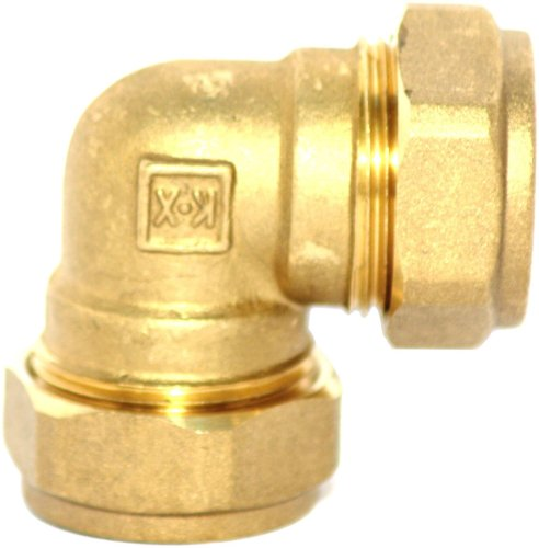 Plumb-Pak-Compression-Elbow-22mm-Pack-of-3