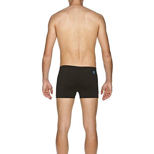 Arena Herren Badehose Magnus Shorts black/Turquoise