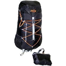 MONTIS TRANSFORMER 20, mochila de viaje, 20 l, medidas 18 x 15 cm, 270 g