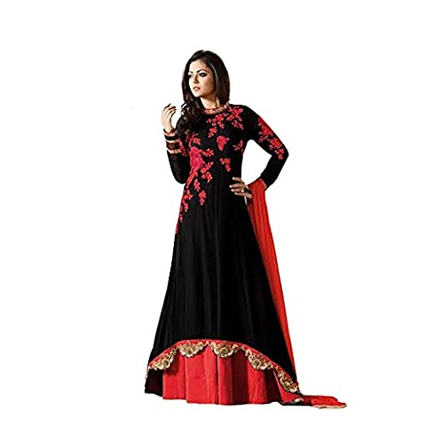 Madhubala Bollywood Women Dress Designer Kaaftan Indian Anarkali Salwar Suit Ethnic Gown Ceremony Wedding Party Wear 100% Original Shri Balaji Emporium 8512