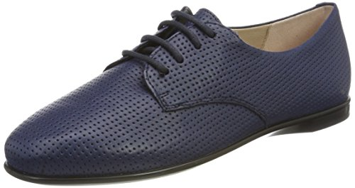 Ecco Incise Enchant, Ballerine Donna Blu (Blue Iris)