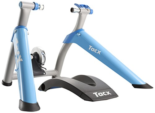 Tacx Satori Smart Home Trainer Mixte, Bleu, Taille Unique