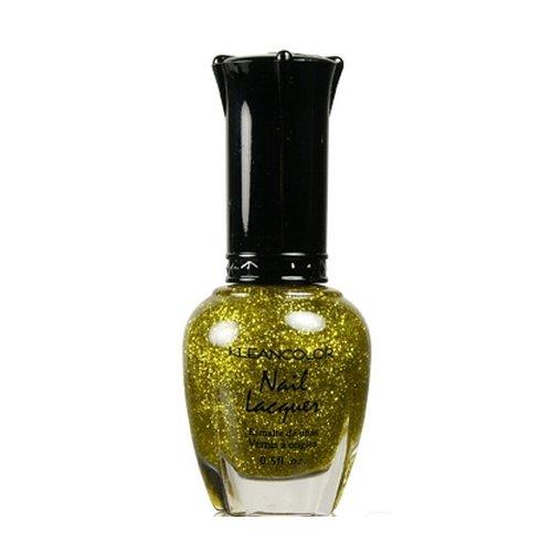 Kleancolor – Vernis à Ongles Scintillant -26 Gold Shimmer
