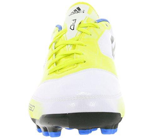 adidas Performance F10 TRX AG Schuhe Fußballschuhe Stollen-Schuhe Weiß V21305 Weiß