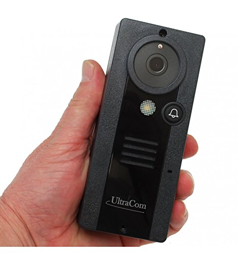 UltraCom 300 metre Wireless Video Intercom (wall mounting external aerial)