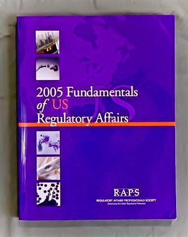 Fundamentals of Us Regulatory Affairs 2005 by Nardone (2005-01-03)