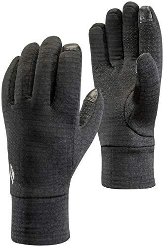 Black Diamond Midweight Gridtech Handschuhe / Touchscreen-geeignete, leichte Fleecehandschuhe - viel...