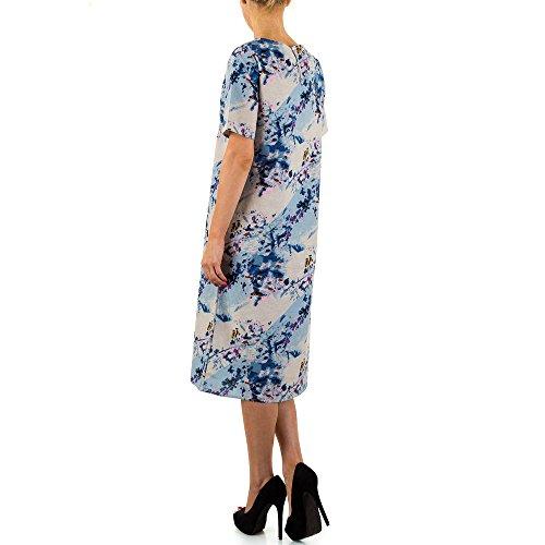 iTaL-dESiGn -  Vestito  - Donna Blau
