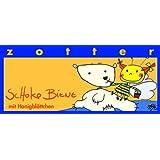 Zotter Schokobiene mit Honigblättchen, 2er Pack (2 x 70 g) - Bio